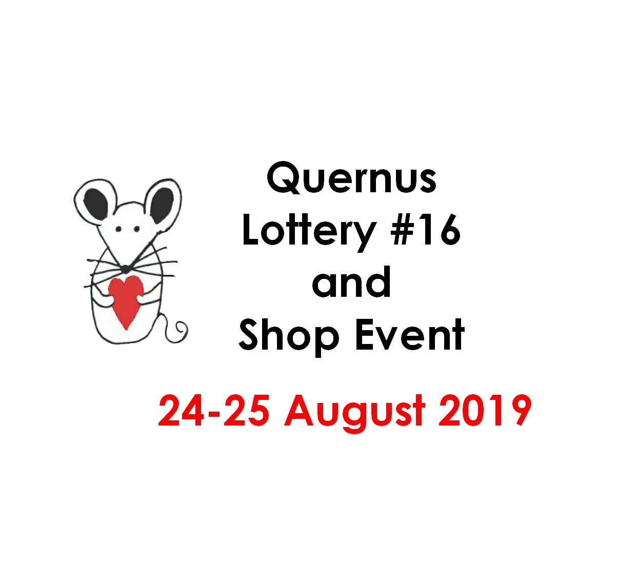 Quernus Lottery #16 and Shop Event