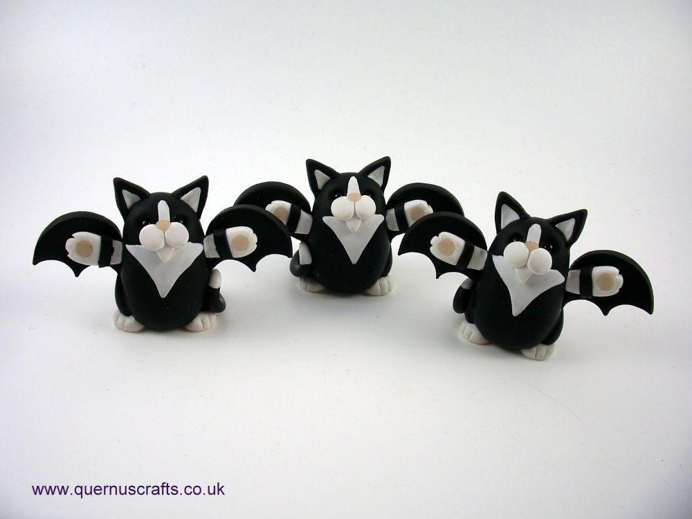 Fatty Bat Cats 080818