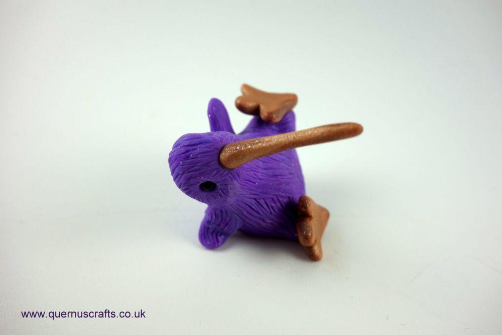 Wee Purple Kiwi