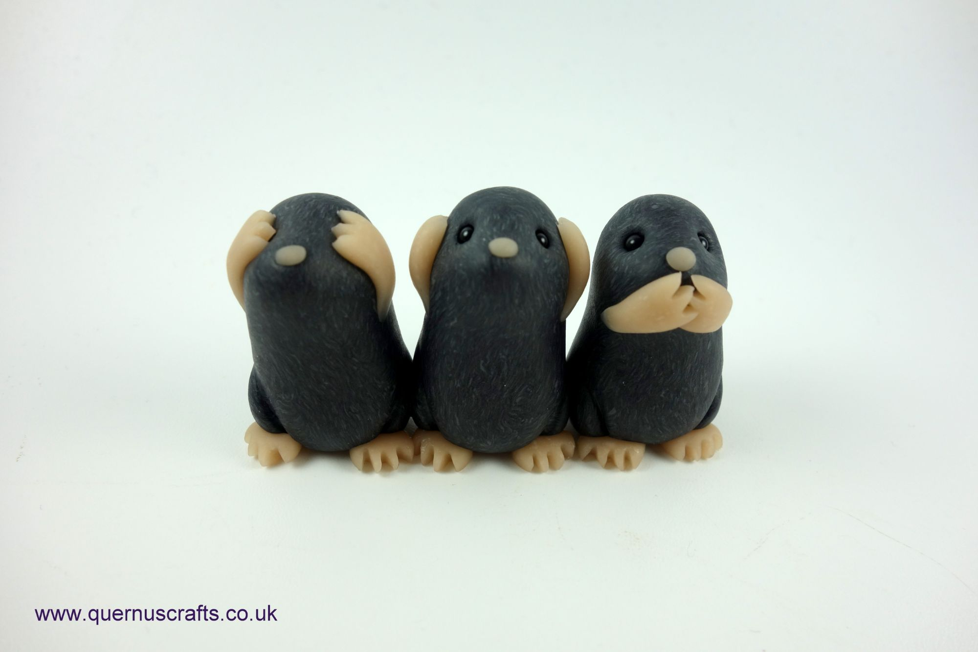 Three Wise Moles