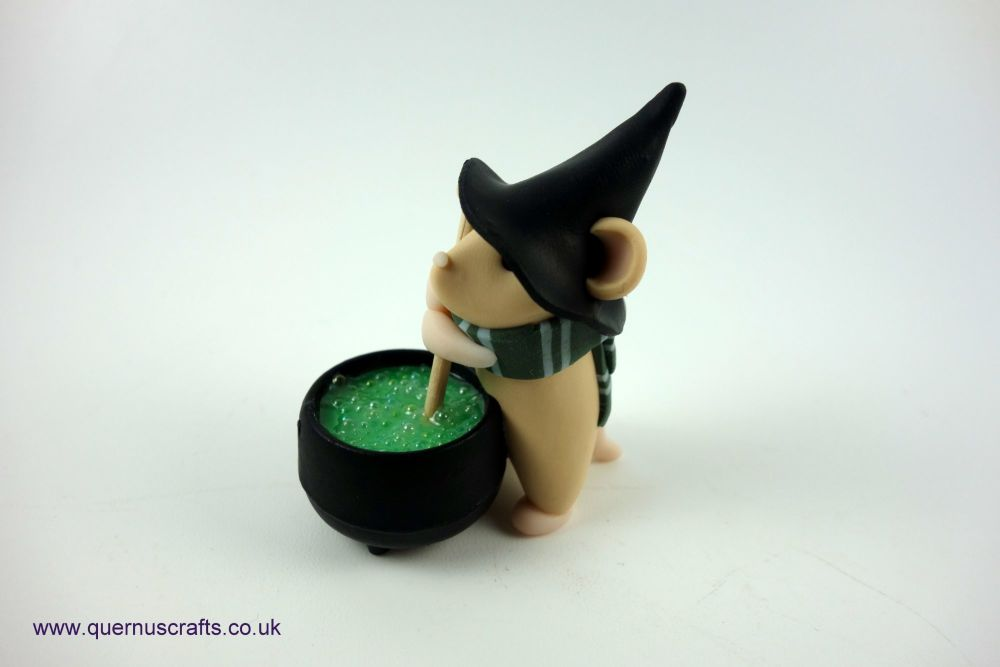 Little Slytherin Potion Mouse