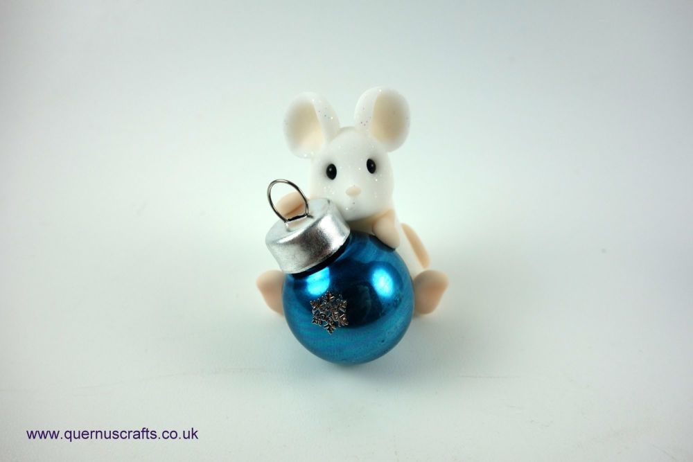 Little Bauble Mouse (Deep Turquoise)