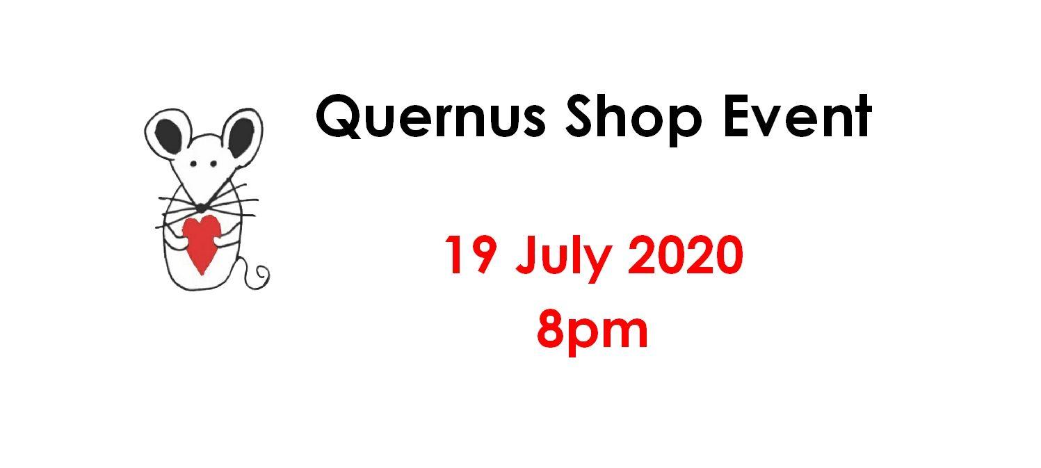 Quernus Shop Event 19 July