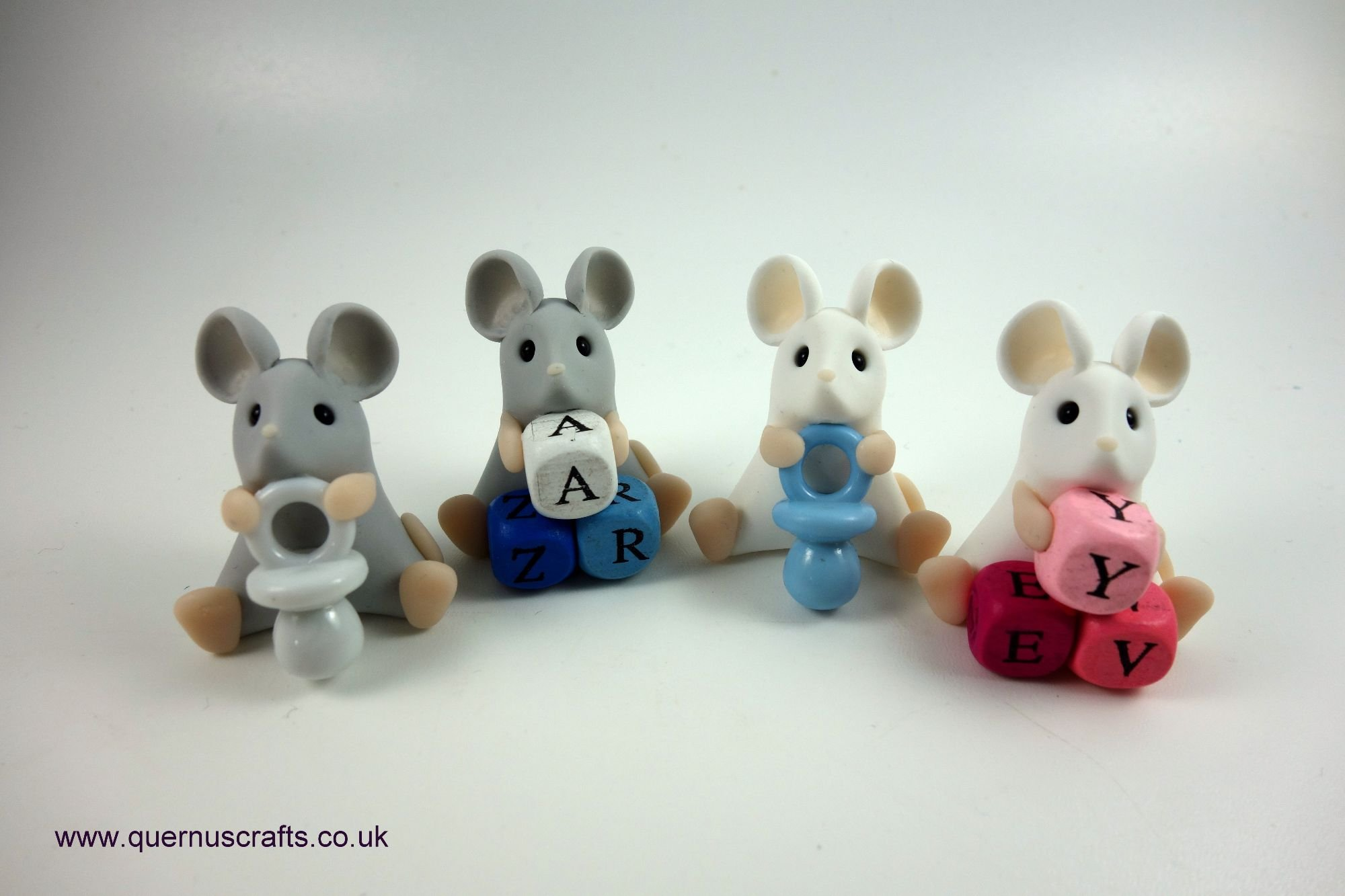 March - Wee Baby Mice