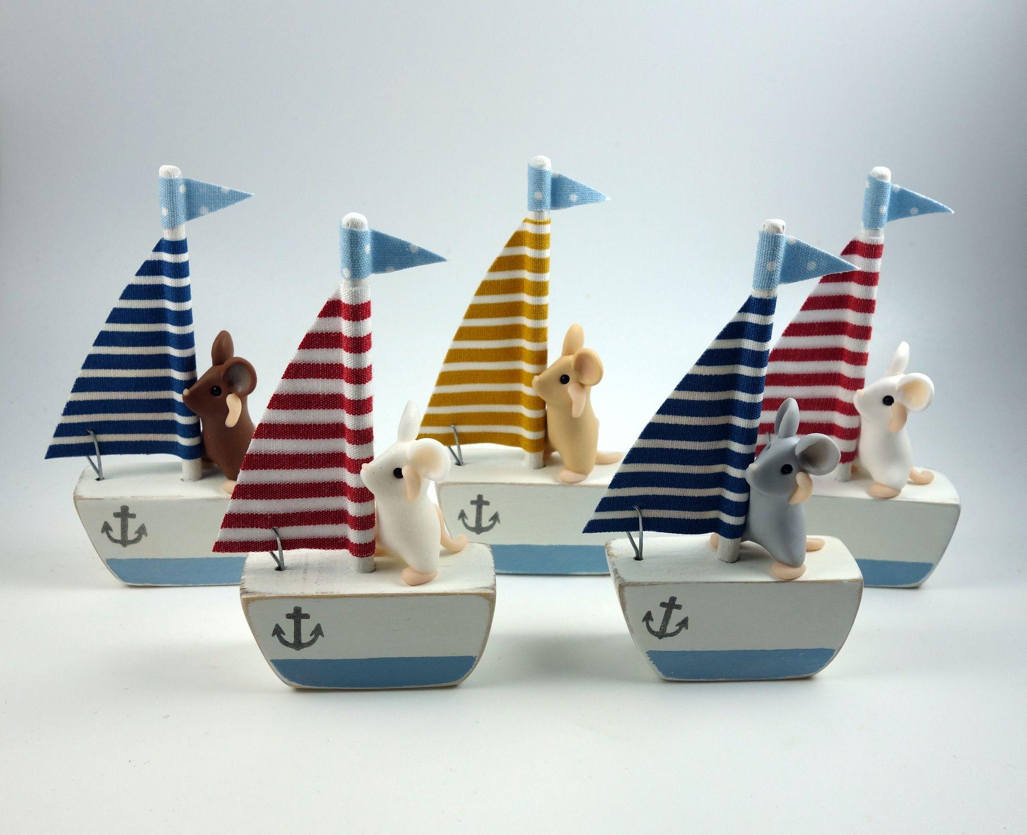 Wee Sailing Mice - June