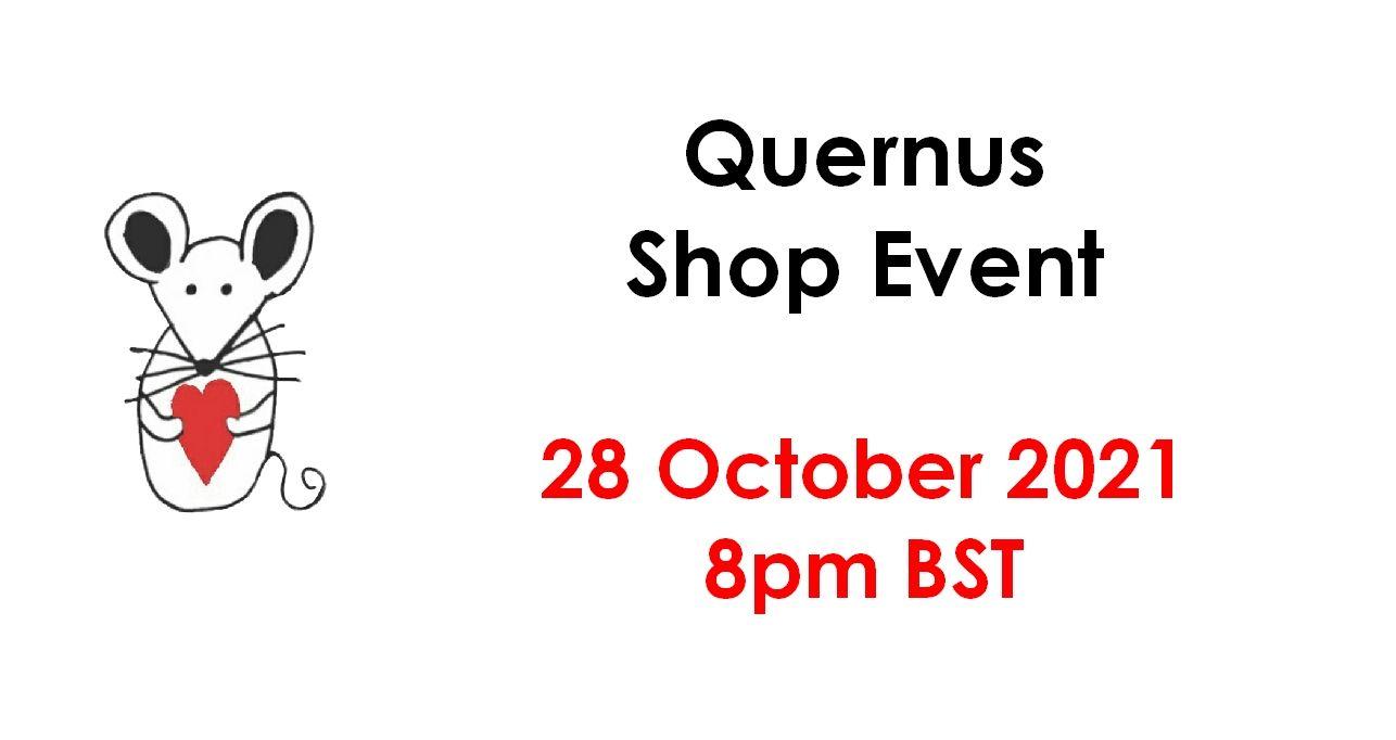 Shop Event 28 October 2021