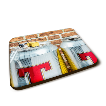 """T-time"" Gloss Finished Coaster"