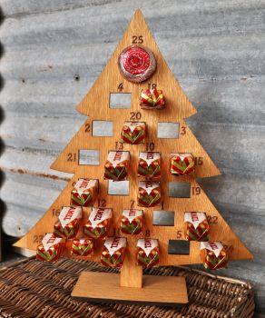 * Uddingston Biscuit Advent Tree - Sorry biscuits not included :-(