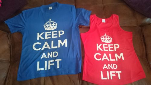 Keep Calm and LIFT