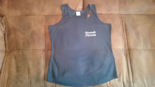 Training top - Smaak Fitness Name