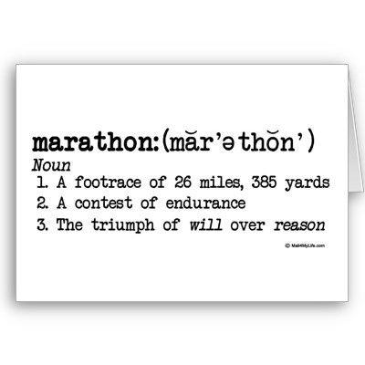 marathon-definition