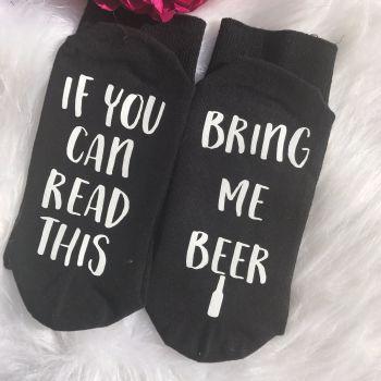 Bring me beer