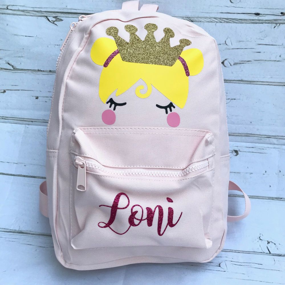 Princess Backpack