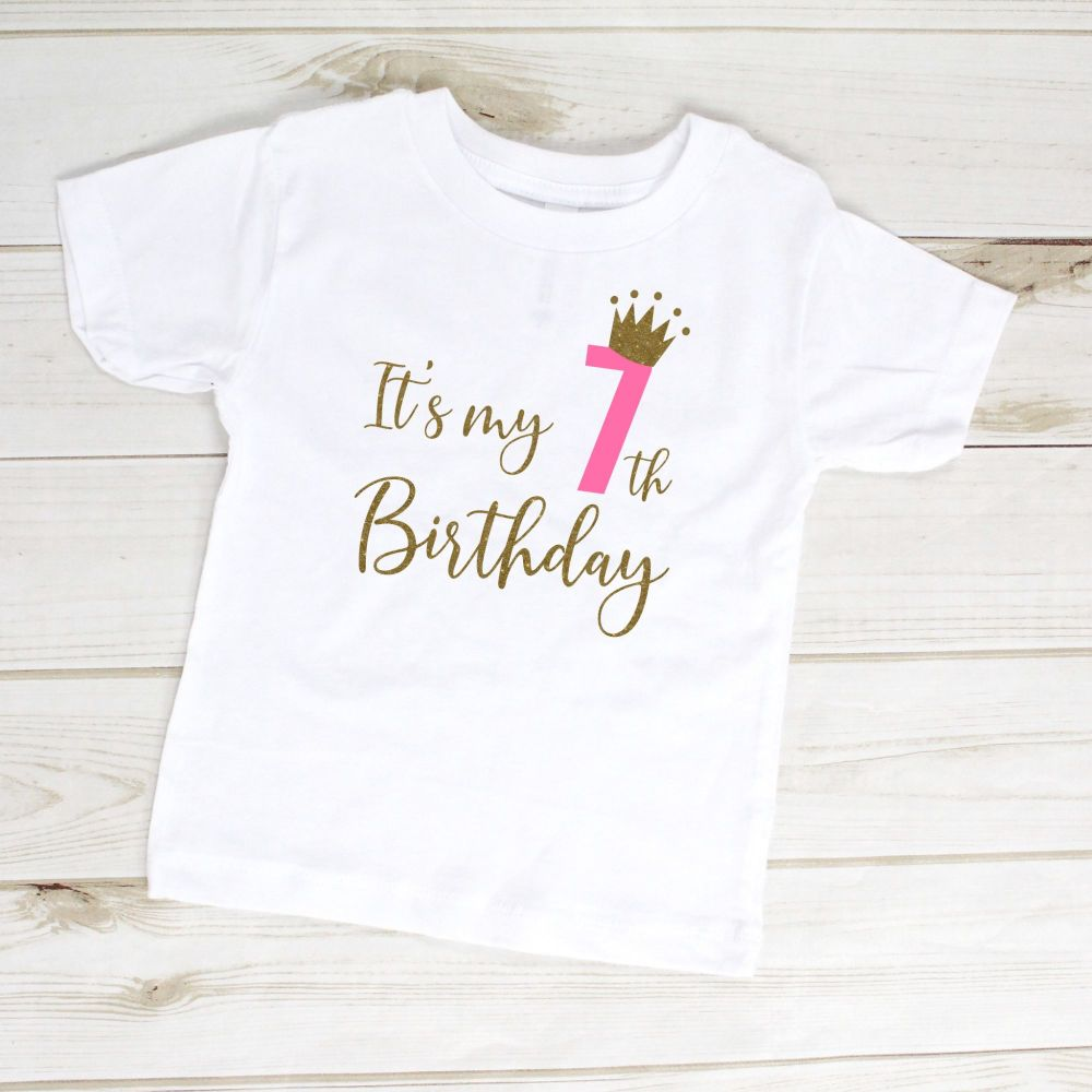 It's My Birthday Tee