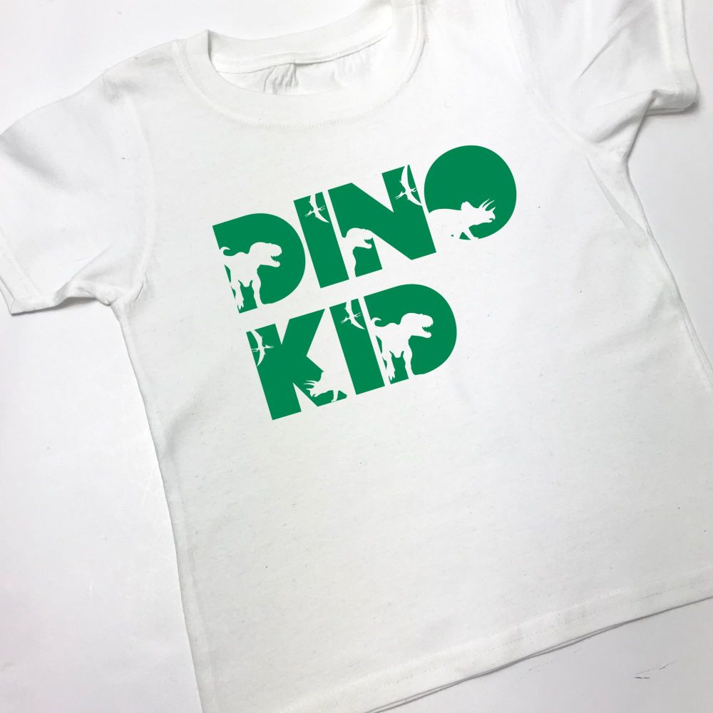 Dino Kid Tee