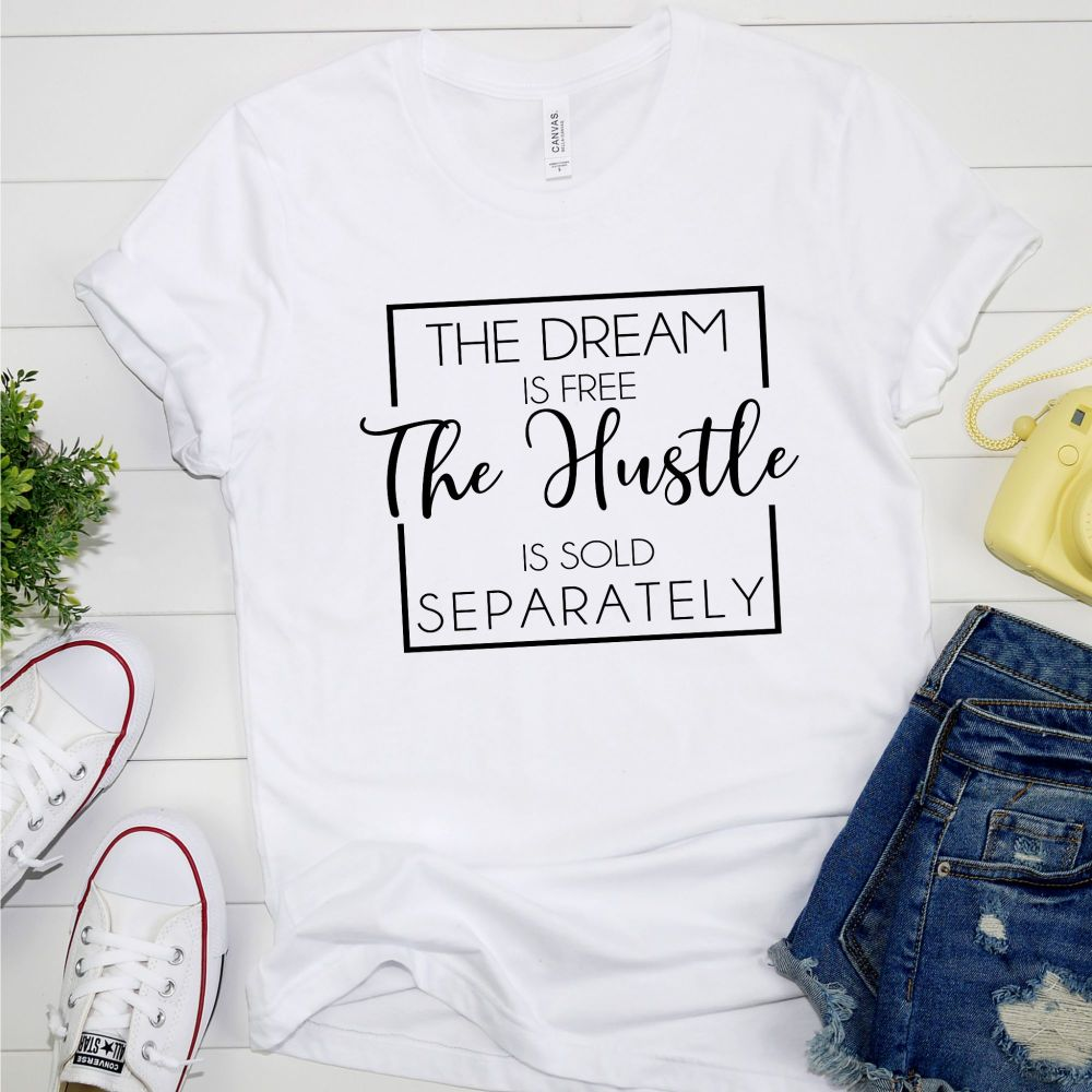 The Hustle Tee