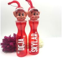 Personalised Elf Bottles