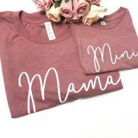 Mama & Mini Tees