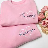 Mama & Me Sweatshirts