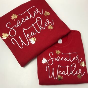 Childrens Sweater Weather