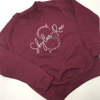 Name and Initial SWEATSHIRT