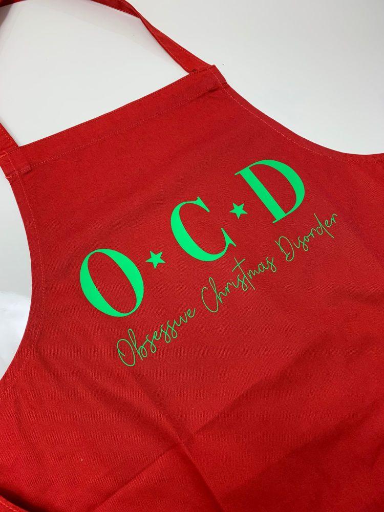 OCD Apron