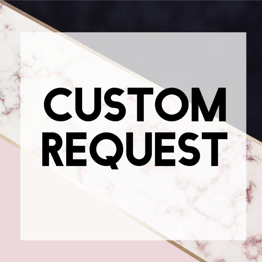 Custom Request Clothing