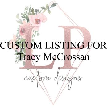 Custom Lisiting for Tracy McCrossan