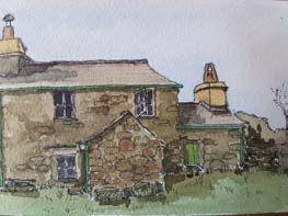 Lake District Painting