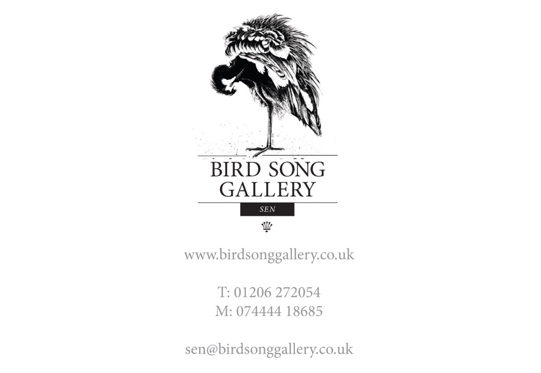 bird song gallery logo