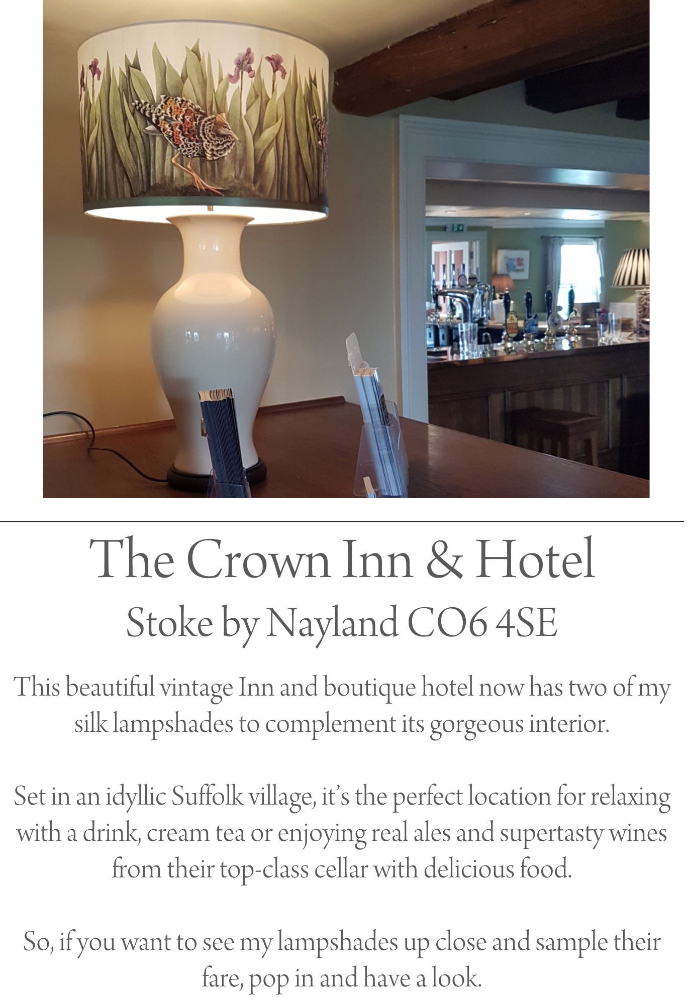 The Crown Stoke-by -Nayland