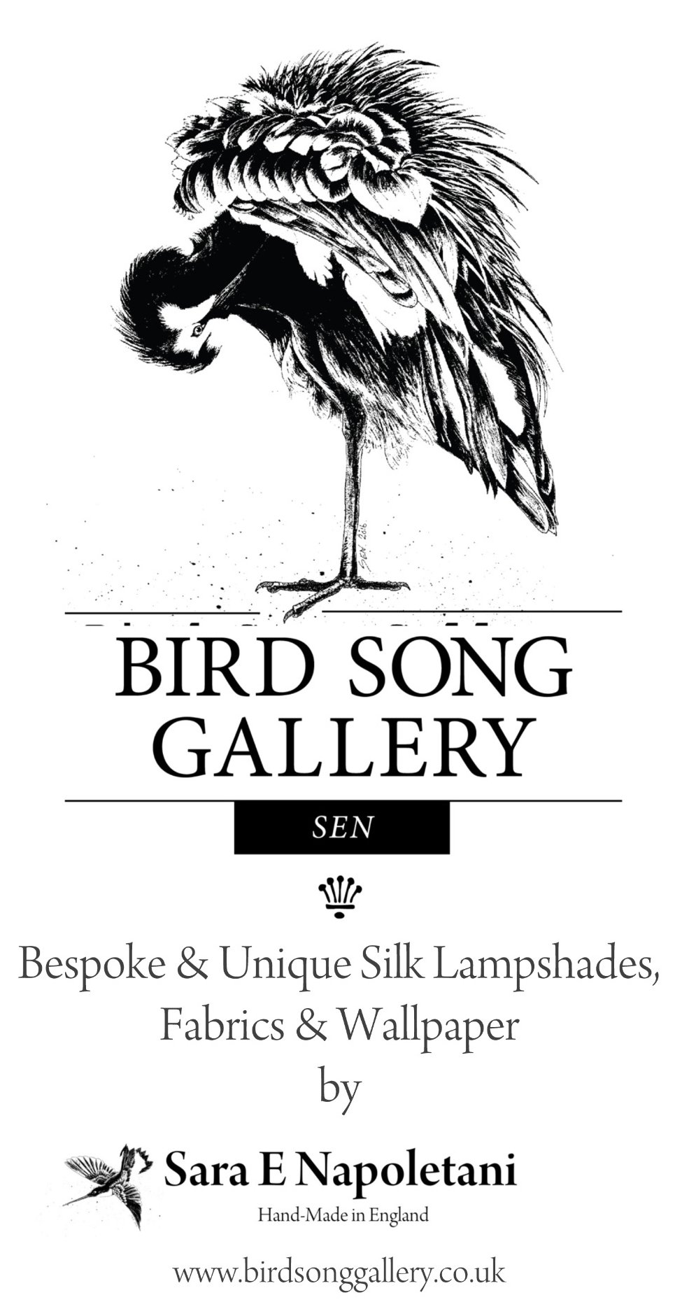 bird song gallery