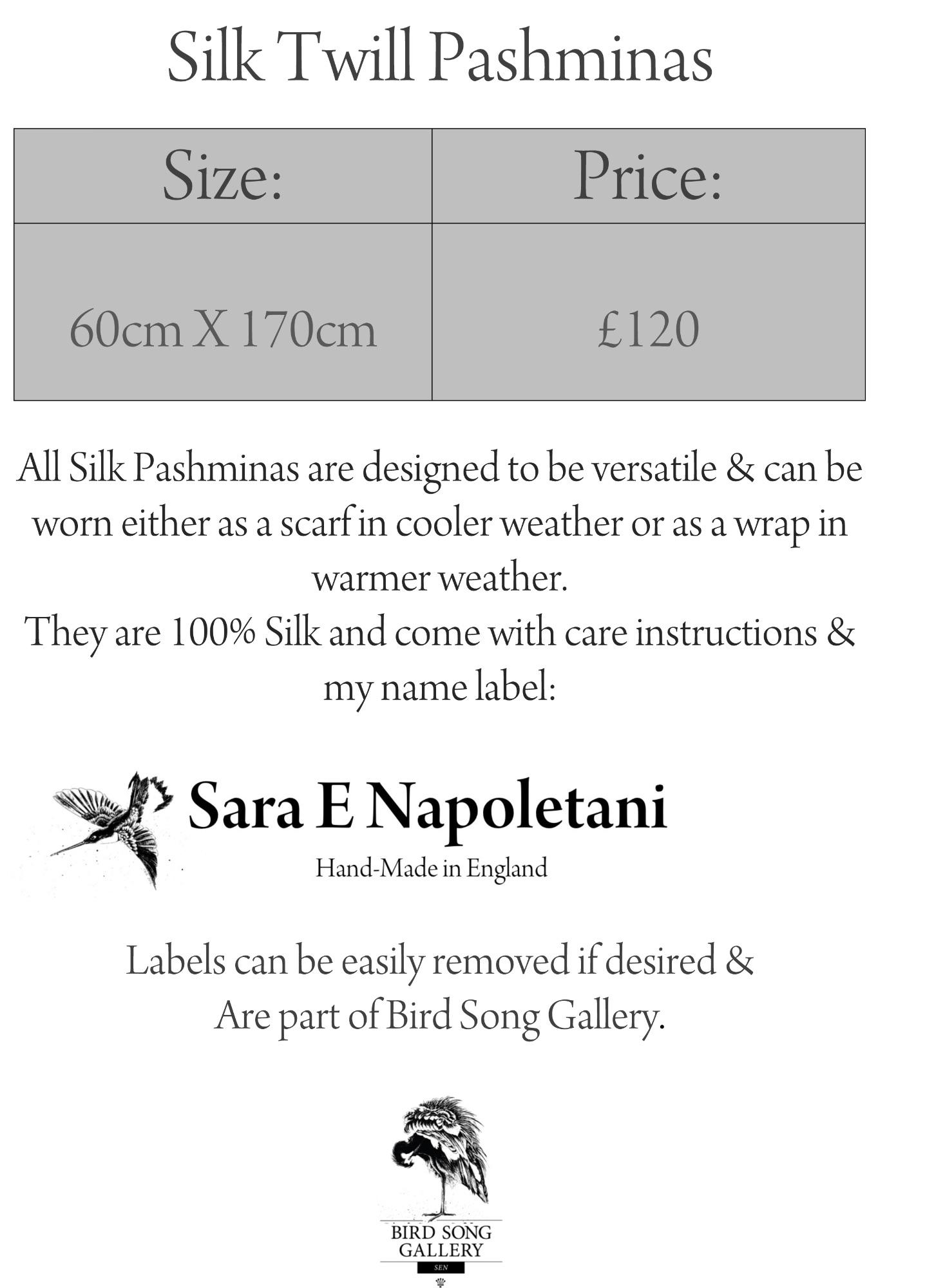 pashmina price