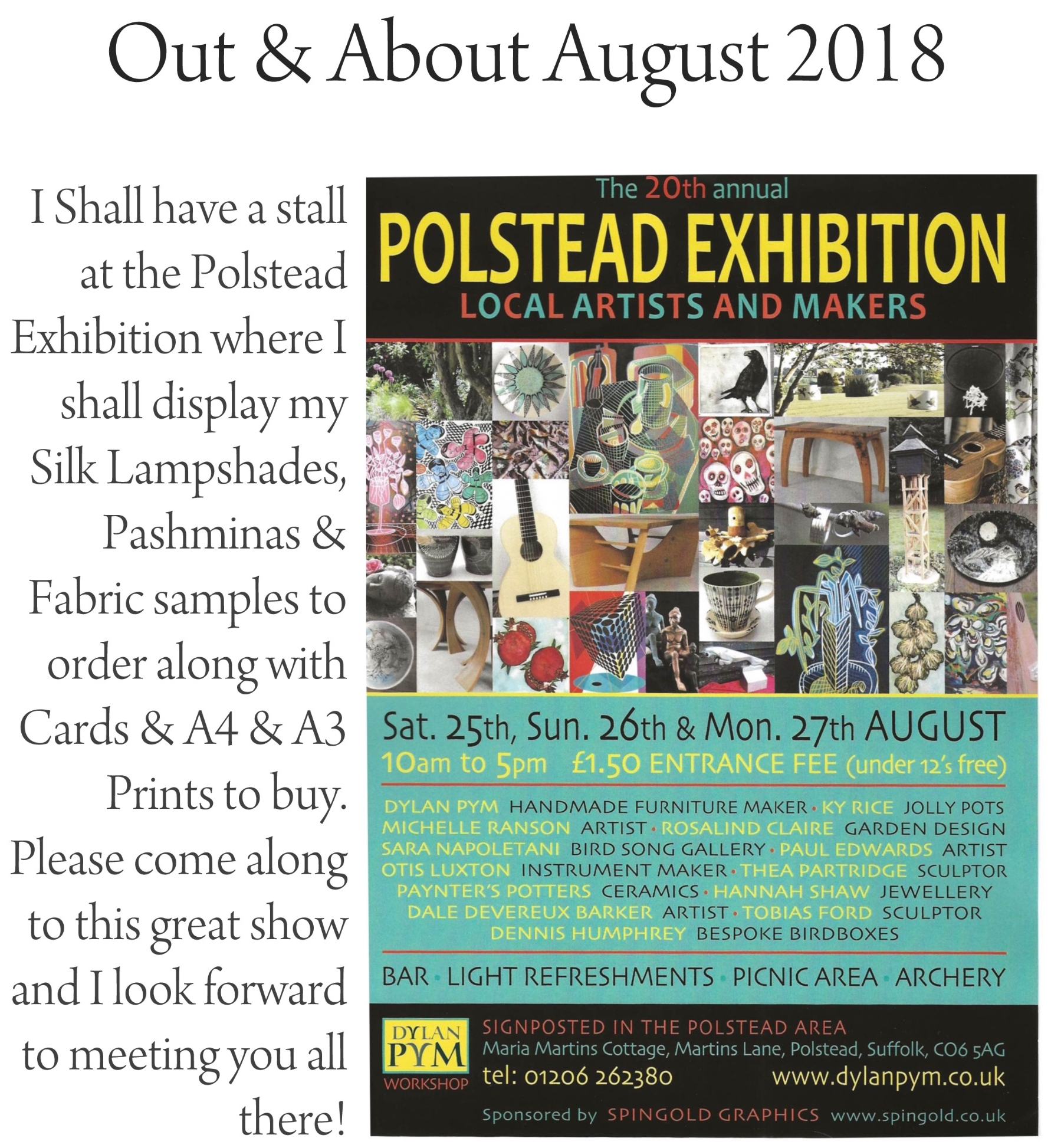 Polstead Exhibition