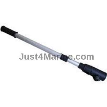 Outboard Engine Telescopic Tiller Extension Rod 550 to 995mm Universal