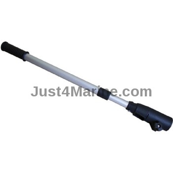 "Outboard Telescopic Extension Rod 610 to 1000 mm (24"" to 40"") Universal"