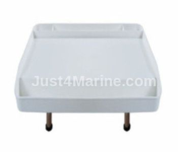 Fishing Bait Tray / Cutting Tray,Rod Holder Mount 700mm Easy Removal