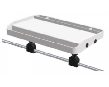 Fishing Bait Tray / Cutting Tray, Rail Mount 700mm Easy Removal