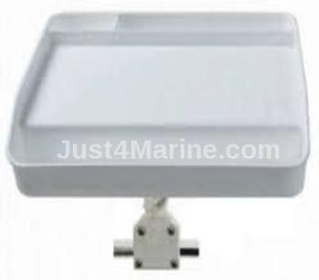 Fishing Bait Tray / Cutting Tray, Rail Mount 460mm Easy Removal