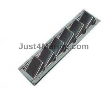 Air Vent (Side) Stainless Steel