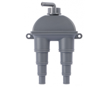 Anti-Siphon Air Vent with Valve U Bend 13/19/25/32mm