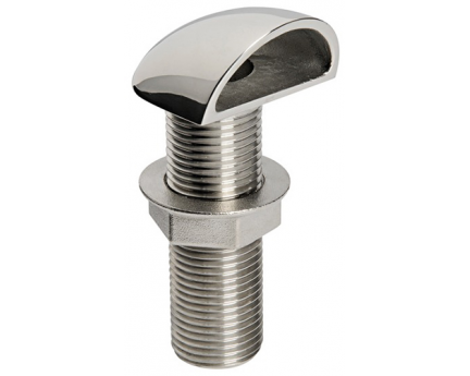 Scupper Vent 1 Quot Aisi 316 Stainless Steel Thread 75mm Thru Hull