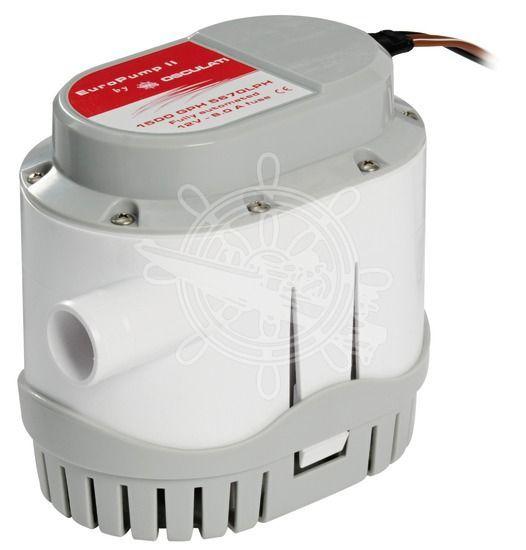 Europump Bilge Pump Automatic 12V 11A