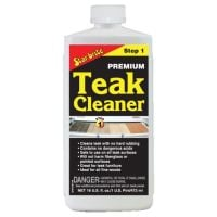 STAR BRITE Teak Premium Cleaner Step 1 - 473ml 16oz