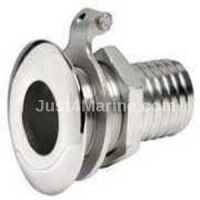 Skin Fitting / Deck Drain 316 Stainless Steel - 1