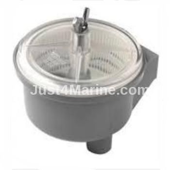 Raw Water Utility Strainer Filter - 3/4