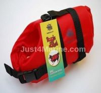 Pet Life Jacket Vest Swimming Buoyancy Aid - 5 to 10kg