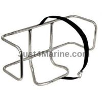 Universal Life Raft Cradle/Holder - AISI 316 Stainless Steel
