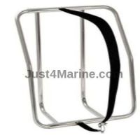 Life Raft Cradle/Holder AISI 316 Stainless Steel - Wall or Pulpit Mount