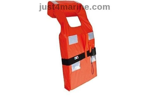 Life Jacket 150N Foam Horseshoe EN ISO 12402-3 - Junior